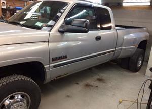 2001 Dodge ram diesel dually